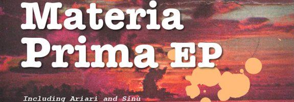 Materia Prima EP