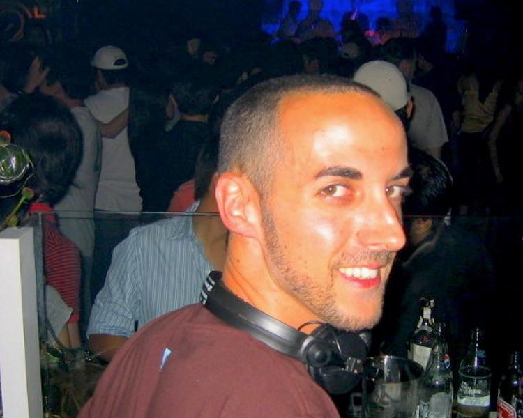 DJ Jean-Jerome in Bangkok
